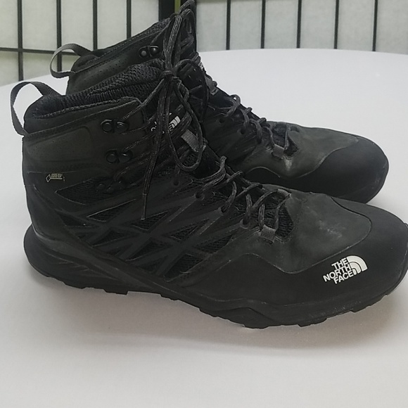 North Face Gore Tex Boots Mens Size